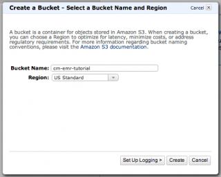 mahout-bucket