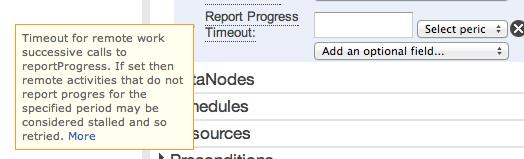 aws-datapipeline-optional-field-11-report-progress-timeout