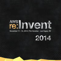 AWS re:Invent 2014