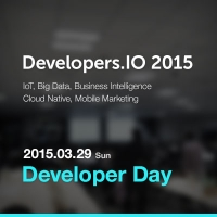 Developer Day - Developers.IO 2015