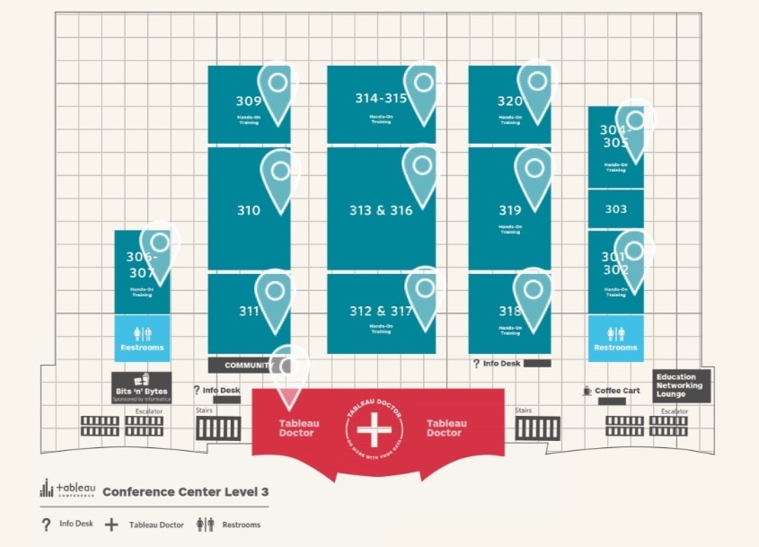 Floormap06_ConferenceCenterL3