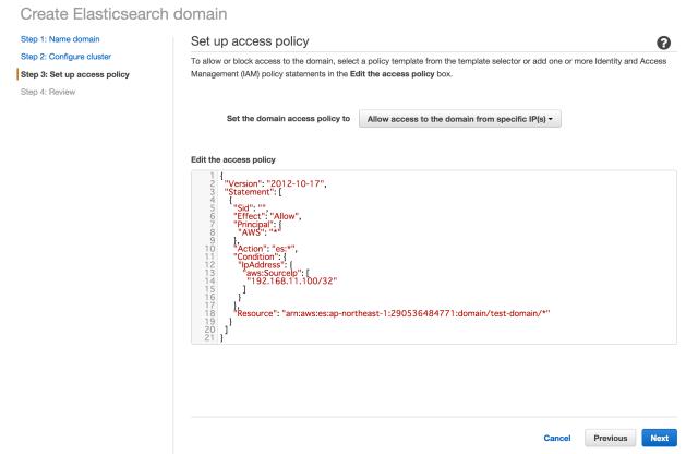 Amazon_Elasticsearch_Service_Management_Console