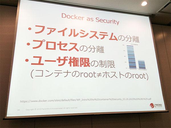 Docker as Security