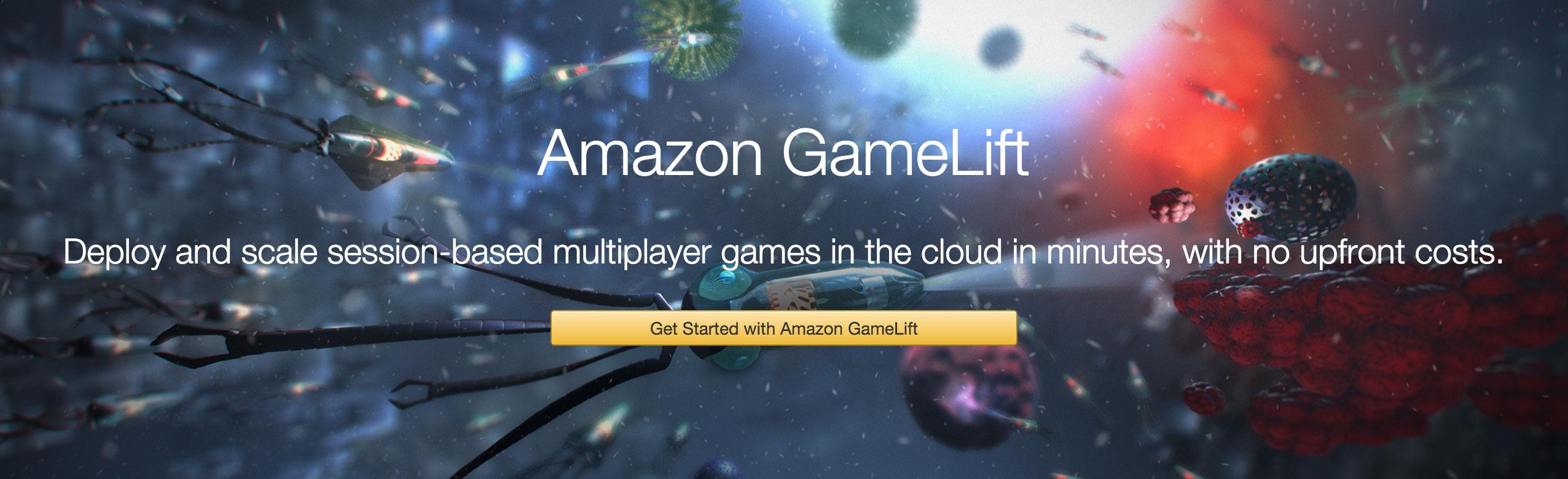 amazon-gamelift