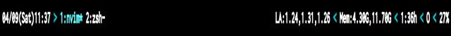 status-line