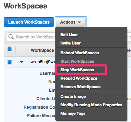 WorkSpaces_Management_Console 10