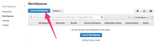 WorkSpaces_Management_Console