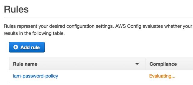 AWS_Config_Console 4