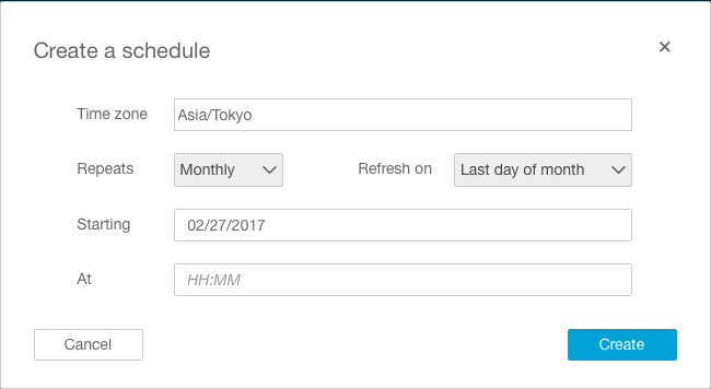 20170227-spice-schedule-refresh-monthly