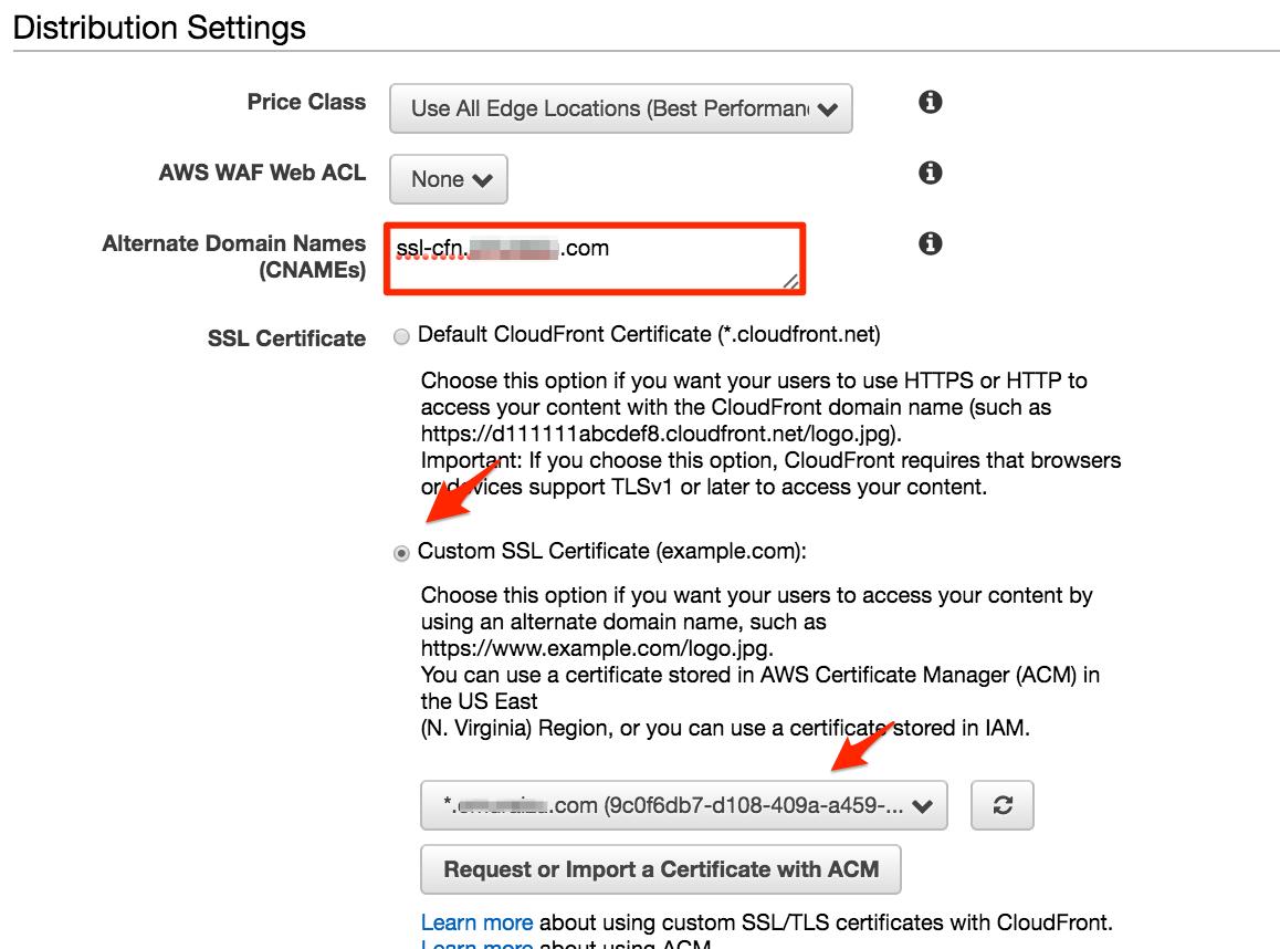 AWS_CloudFront_Management_Console