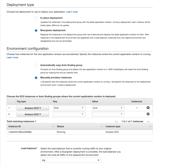 AWS_CodeDeploy_Management