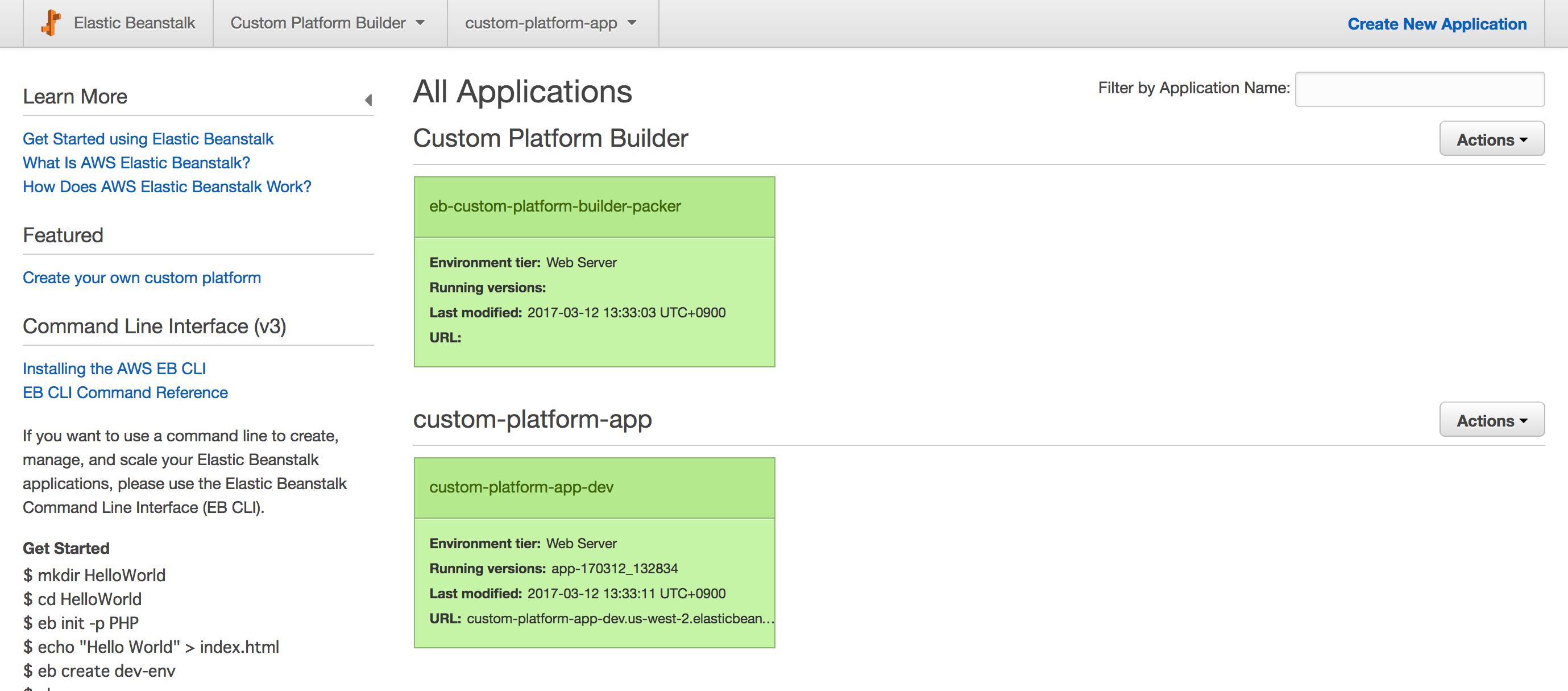 Elastic_Beanstalk_Applications 4