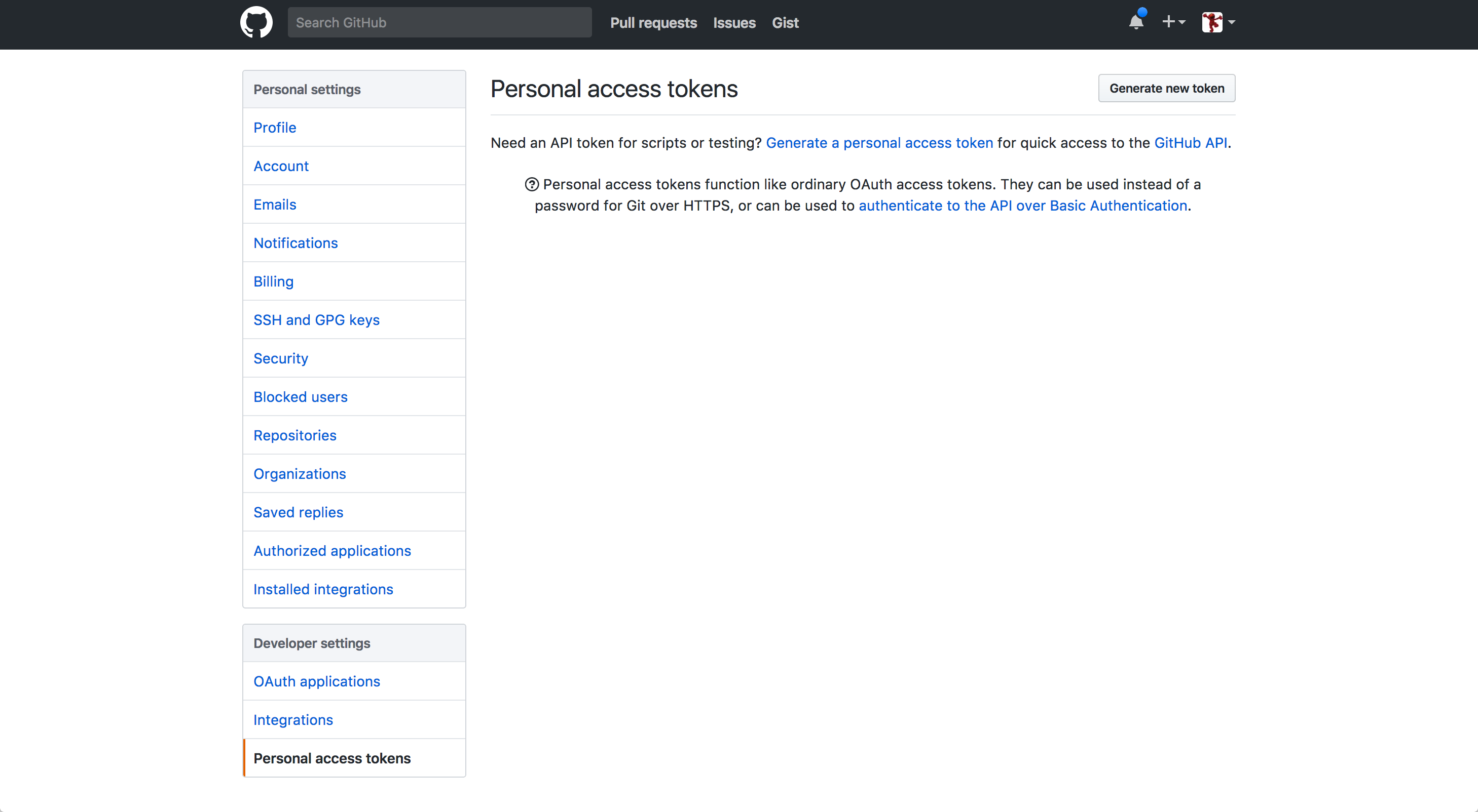 Personal_Access_Tokens