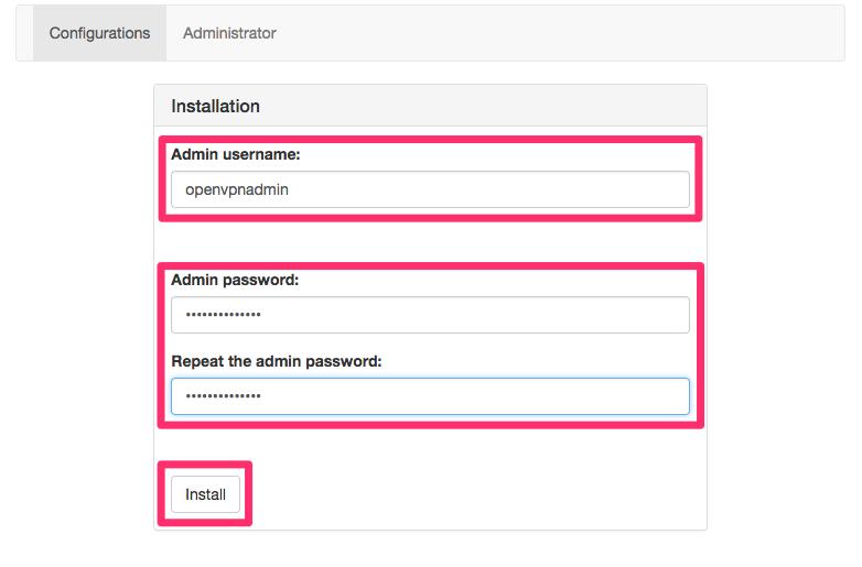 01-OpenVPN-Admin-install
